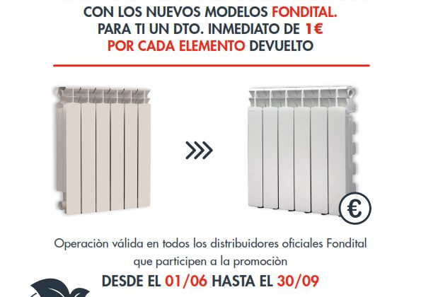 Radiadores Fondital